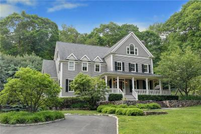 Ridgefield Single Family Home For Sale: 7 Eleven Levels Road