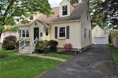 Fairfield Single Family Home For Sale: 215 Hurd Street