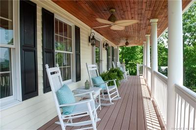 Bristol Single Family Home For Sale: 100 Wildewood Run