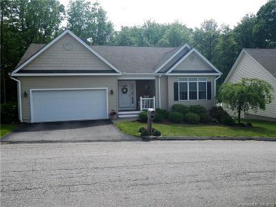 Harwinton Single Family Home For Sale: 6 Hannah Way