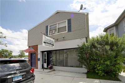 Meriden Multi Family Home For Sale: 280 Hanover Street