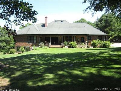 Stonington Single Family Home For Sale: 15 Juniper Lane