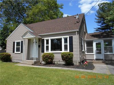 Enfield Single Family Home For Sale: 5 Crestwood Drive