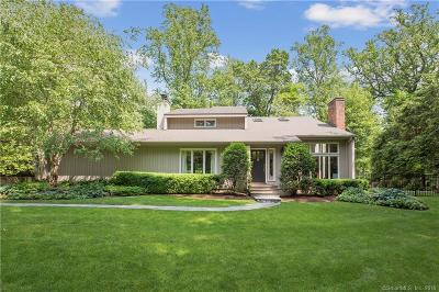 Norwalk Single Family Home For Sale: 25 Crooked Trail Road