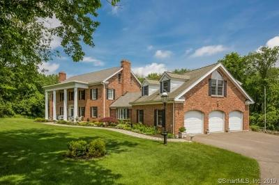 Danbury Single Family Home For Sale: 11 Society Hill Road