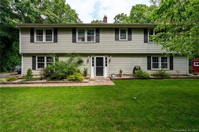Guilford Single Family Home For Sale: 140 Maupas Road North