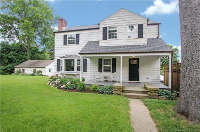 Stamford Single Family Home For Sale: 4 Hornez Street