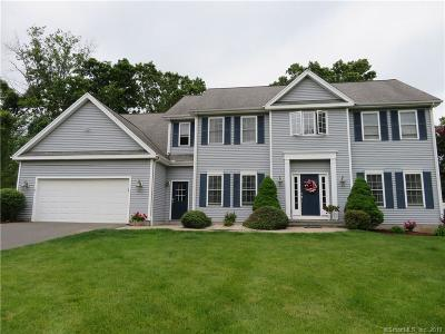 Wallingford CT Single Family Home For Sale: $489,900