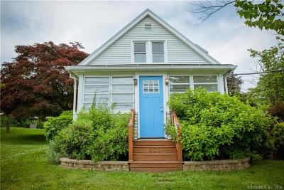 Branford Single Family Home For Sale: 191 Maple Street