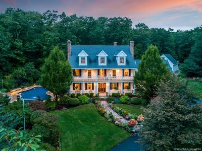 Tolland Single Family Home For Sale: 80 Bakos Road