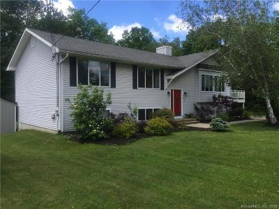 Plymouth Single Family Home For Sale: 322 South Street