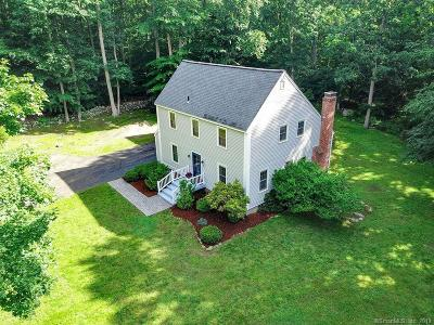 Guilford Single Family Home For Sale: 20 Forest Brook Road