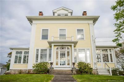 Stonington Single Family Home For Sale: 1 Whewell Circle