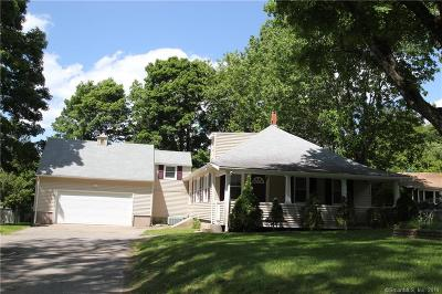Coventry Single Family Home For Sale: 1848 South Street