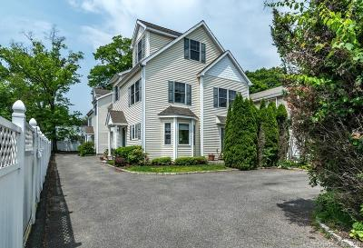 Stamford Condo/Townhouse For Sale: 157 Seaside Avenue #2