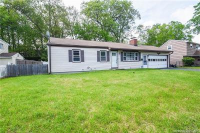 Waterbury Single Family Home For Sale: 69 Townsend Avenue