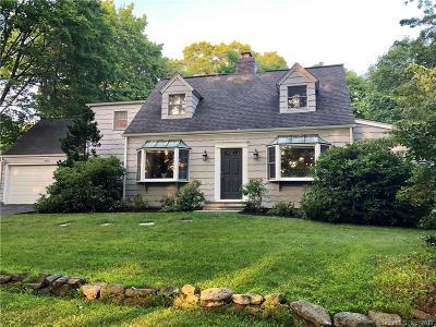 Norwalk Single Family Home For Sale: 264 Chestnut Hill Road