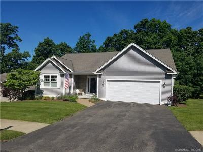 Enfield Single Family Home For Sale: 3 Meacham Drive #3