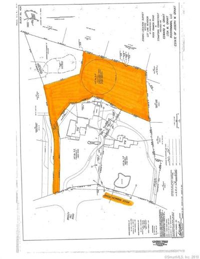 Stamford Residential Lots & Land For Sale: 801 Rock Rimmon Road