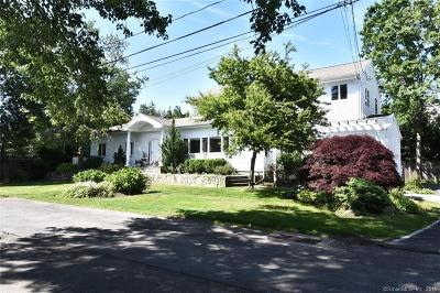 Westport Single Family Home For Sale: 42 Fairfield Avenue