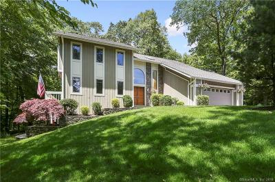 Newtown Single Family Home For Sale: 32 Horseshoe Ridge Road