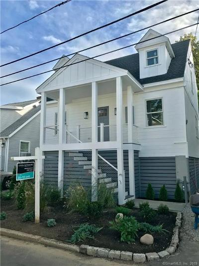 Norwalk Single Family Home For Sale: 8 Oliver Street