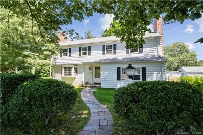 Branford Single Family Home For Sale: 27 Yowago Ave (Aka 30 Elizabeth St) Avenue