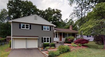 Newington Single Family Home For Sale: 265 Back Lane