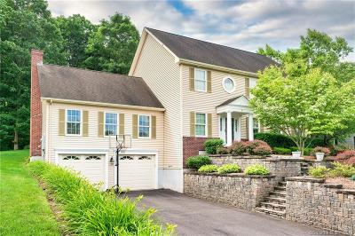 Single Family Home For Sale: 6 Winchester Way