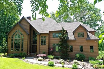 New Haven County Single Family Home For Sale: 212 Parsonage Hill Road