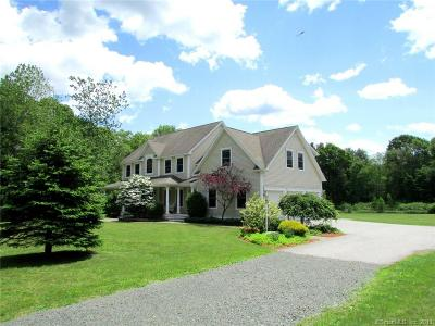 Plymouth Single Family Home For Sale: 55 Pine View Court