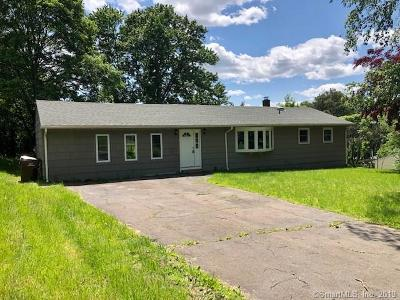 Single Family Home For Sale: 19 Miller Road