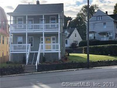Waterbury Single Family Home For Sale: 167 Robbins Street