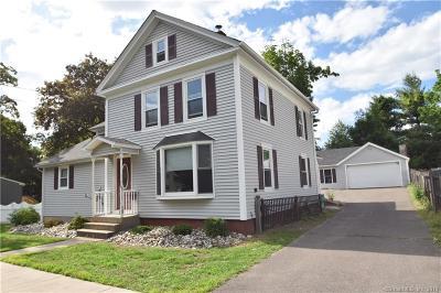 Enfield Single Family Home For Sale: 11 Oak Street