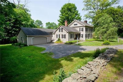 Barkhamsted Single Family Home For Sale: 29 Fuller Road
