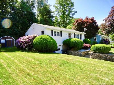 Torrington Single Family Home For Sale: 145 Torcon Drive
