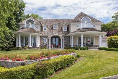 Milford CT Single Family Home For Sale: $2,400,000