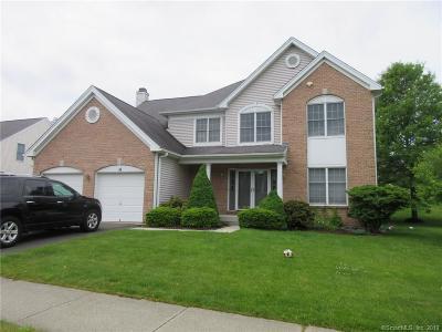 Danbury Single Family Home For Sale: 14 Lilac Lane