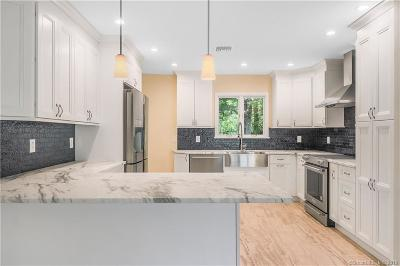 Stamford Single Family Home For Sale: 1222 Rock Rimmon Road