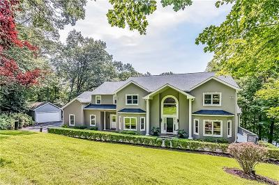 Brookfield Single Family Home For Sale: 20 Deerfield Road