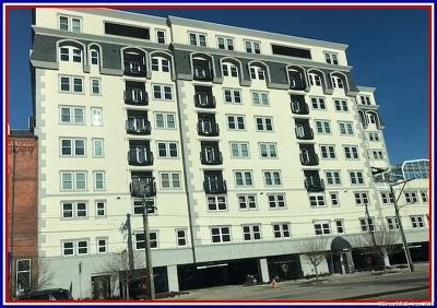 New London Condo/Townhouse For Sale: 461 Bank Street #606