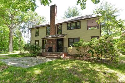 Southbury Single Family Home For Sale: 61 New Wheeler Road