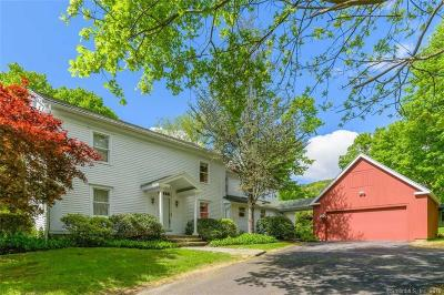 New Milford Single Family Home For Sale: 74 Sullivan Road #123
