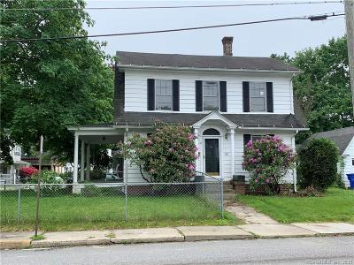 Torrington Single Family Home For Sale: 30 Dawes Avenue