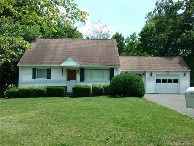 Wallingford Single Family Home For Sale: 4 Penn Drive