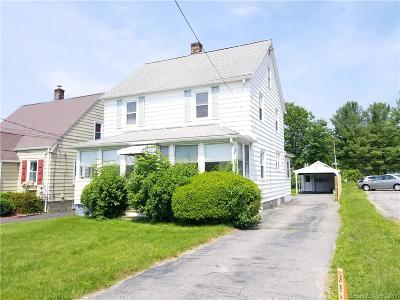 Torrington Single Family Home For Sale: 1195 East Main Street