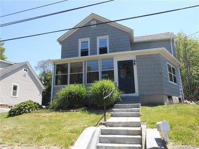 Meriden Single Family Home For Sale: 35 Morse Street