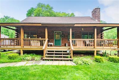 Burlington Single Family Home For Sale: 90 George Washington Turnpike