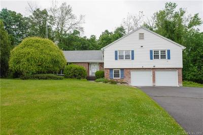 West Hartford Single Family Home For Sale: 5 Hosmer Drive