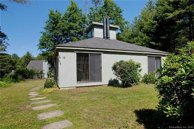 Avon Condo/Townhouse For Sale: 10 Edgewood Circle #10